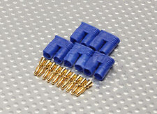 5x EC2 MALE CONNECTORS FOR EFLITE RC CONNECTIONS