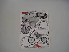 advertising Pubblicità 1978 MOTO AIM 75 ENDURO