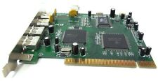 COMPAQ FIREWIRE COMBO PCI HOST CARD UT-20N2V3CP, USB20, IEEE1394A