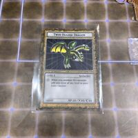 Yu-Gi-Oh Twin Headed Dragon CARD ONLY Dungeon Dice Monsters DDM English