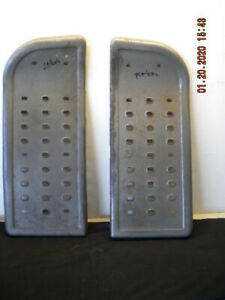 RIDING MOWER FOOT REST PT# 179716X613   179717X613