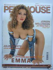 Penthouse (D) 5/2000, Emma Gabba, Julia Roberts, Christy, Gina Wild,Donna Vargas