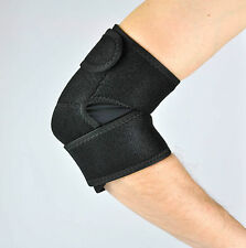 Deluxe Neoprene Tennis/Golf Elbow Support Breathable One Size (Ambidextrous)S4U®