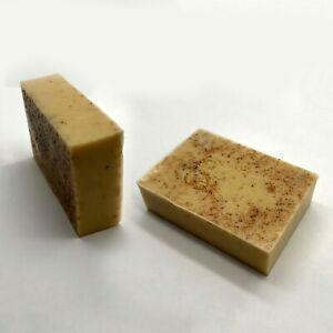 100g Kojic Goat's Milk Rosehip NATURAL Salvatore Tripi Dry Skin Eczema Acne UK