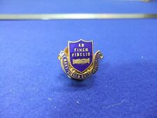 vtg badge st marys old boys association school college lapel 1930s 40s