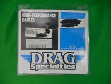 NOS DRAG SPECIALTIES STAINLESS BRAIDED IDLE 48.5 CABLE 0651-0246