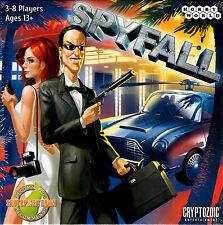 Cryptozoic Entertainment Spyfall card game