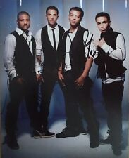 JLS Signed 10x8 Photo - Glee