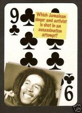Bob Marley Reggae Music Neat Card Look!! #6Y7