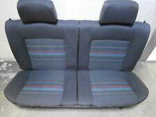 VW Golf 2 GT Special SitzbankRücksitzbank Sitze mit Kopfstützen