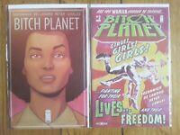 Bitch Planet #1B Incentive Variant #2A Deconnick De Landro Feminist Image Comic