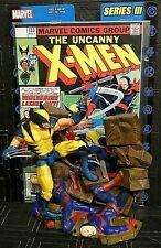 "Marvel Legends Series III (3) WOLVERINE Rare! (X-Men/Logan) 6"" Figure"