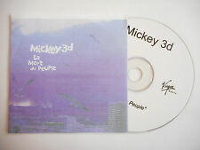 MICKEY 3D : LA MORT DU PEUPLE [ CD SINGLE ] ~ PORT GRATUIT