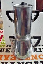 Ancienne Grande Cafetière Salam Thé Filtre vintage 6 tasses expresso