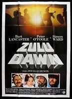 M223 Manifesto 4F Zulu Dawn - Burt Lancaster Peter O'Toole S. Ward Hickox Afrika