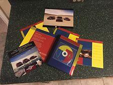 OLDSMOBILE FINAL 500 PRINT PICTURE SALES BROCHURE CD SET NOS CUTLASS 442 W-30