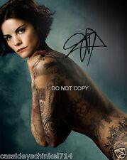 "Jaimie Alexander of Blindspot TV show Reprint SIGNED 8x10"" Photo #4 RP Autograph"