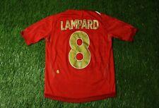 ENGLAND NATIONAL TEAM LAMARD 2006/2008 FOOTBALL SHIRT JERSEY AWAY UMBRO ORIGINAL