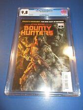 Star Wars Bounty Hunter #5 CGC 9.8 NM/M Gorgeous Gem Wow
