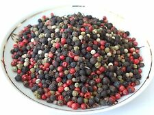 ORIGINAL 5 PEPPERCORNS RAINBOW MIXED WITH CUBEB PEPPER 2 - 32 OZ RESEALABLE BAGS