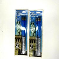 Empire Pencils Statue of Liberty 1982 Lot Of 2 Packages Unopened