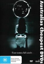 The Ring Two DVD NEW, FREE POSTAGE WITHIN AUSTRALIA REGION 4