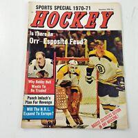 Hockey Magazine Dec 1970 Bobby Orr Boston Bruins - Lot #01