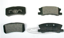 Disc Brake Pad Set-Ceramic Pads Rear Tru Star CBP868