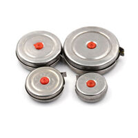 1/2/3/5m Mini Office Stainless Steel Woodworking Retractable Tape Measure-MP xc