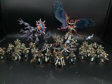 Warhammer 40k Thousand Sons + Magnus + Vortex Bête Made To Order Pro Painted