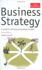 The Economist: Business Strategy: A Guide to Effective Decisio ,.9781846681240