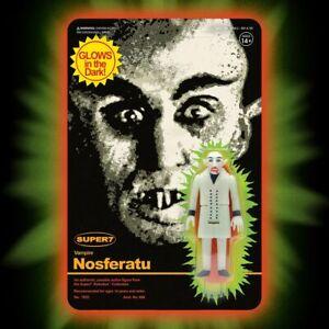 NOSFERATU Monster Glow Super 7 REACTION FIGURE