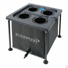 Bloomroom Flexi Bubbler 4 Site System - 100 Litre. HYDROPONICS. GROW TENTS