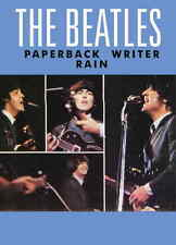 THE BEATLES Paperback Writer Rain Fridge Magnet Rock Official Merchandise