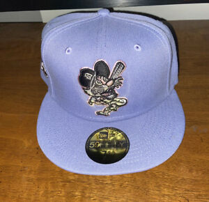 Coked out Tiger Exclusive size 7 3/8 New Era Lavender Pink brim Detroit Tigers