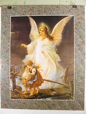 Home art wall Decor Beautiful angel Oil painting Picture Printed on canvas HN121