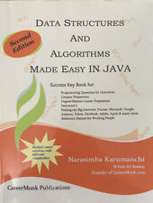 Data Structures And Algorithms Made Easy In Java (2012 / SECOND EDITION)
