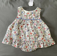 Baby Girl 12-18 Month Baby Gap Multicolored Floral Tulip Top & Bloomers Set