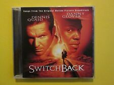 Switchback Soundtrack Steve Earle Vince Gill Waylon Jennings Country NM CD