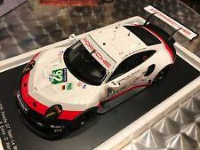 Porsche 911 RSR - #92 - 24h Le Mans 2017 - Spark - 1:18