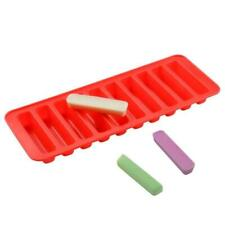 Chocolate Mold Bar Finger Shaped 3d Silicone Candy Pastry Baking Cookie Tray