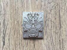 Leathercraft Tools Leather Stamp Mold Skull
