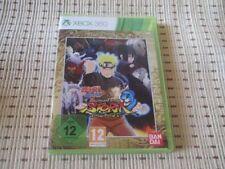 Naruto Shippuden Ultimate Ninja Storm 3 Full Burst para Xbox 360 xbox360 * embalaje original *