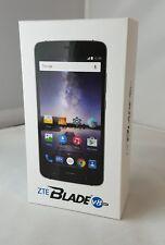 "ZTE Blade V8 Pro 5.5"" Unlocked Smartphone 32GB 3GB RAM Black Dual Lens Camera"