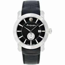 Montegrappa NeroUno Sub Seconds Men's Watch Swiss Made IDNUWAIB  Swiss Made