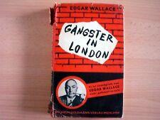 Buch Edgar Wallace - Gangster in London