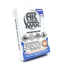 New PS2 Action Replay MAX Cheat Codes for Sony PlayStation 2