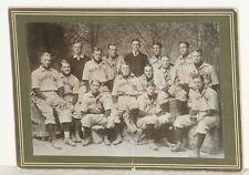 1903 Princeton Baseball Team Orig Cabinet Photo w/James Cooney & Other Notables