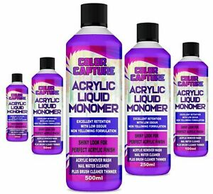 NAIL SCULPTING ACRYLIC LIQUID MONOMER SALON HIGH QUALITY UK Fast  Delivery