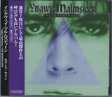 YNGWIE MALMSTEEN-THE SEVENTH SIGN-JAPAN CD C75